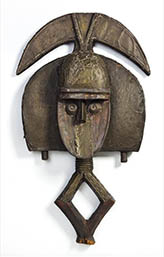 Reliquary Guardian Figure (Mbulu Ngulu)