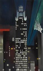 Radiator Building—Night, New York