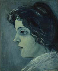 Tête de femme (Woman's Head)